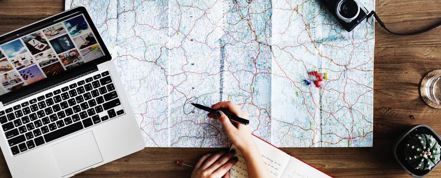 Globus oder Karte - 9 einzigartige Gästebuch-Ideen für jeden Anlass